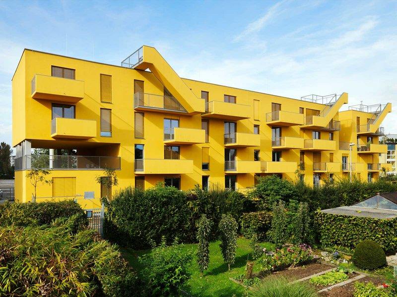INNOCAD Architektur: FLUR 20 - best architects 14