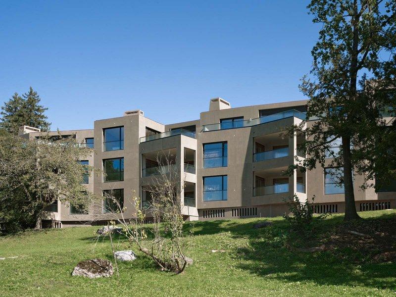 Miller & Maranta : Neubau Wohnungen, Patumbah-Park Zürich - best architects 14