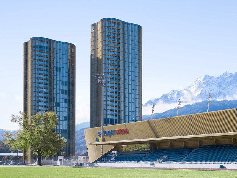 ARGE Marques Bühler: Wohntürme Allmend - best architects 14