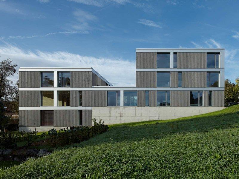 Gohm Hiessberger Architekten: Wohnanlage Papillon - best architects 14