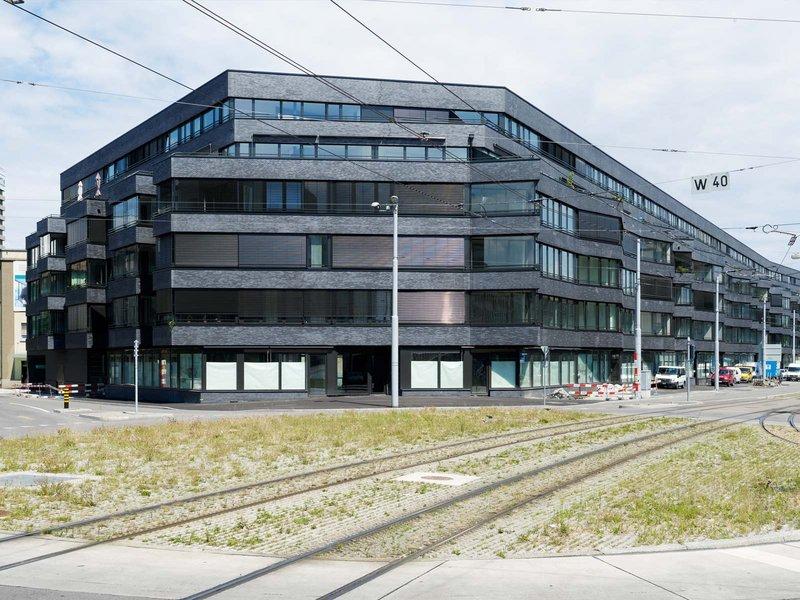 Christ & Gantenbein: Wohn- und Geschäftshaus VoltaMitte - best architects 14