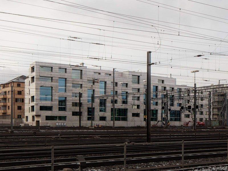EM2N Architekten: Wohnhaus Neufrankengasse - best architects 14 in Gold