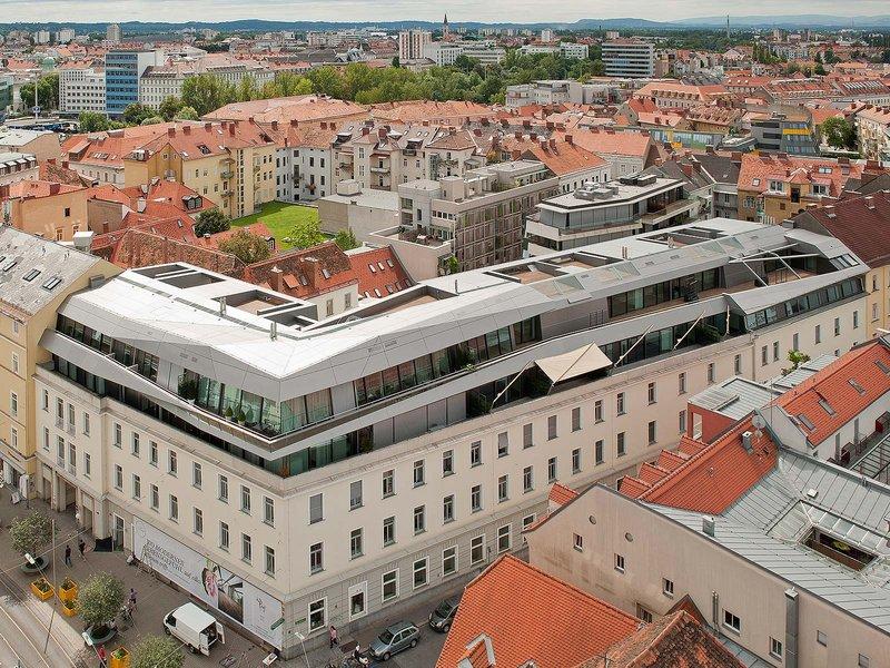 Architekten Domenig & Wallner: Residenz Zum Silbernen Elephanten - best architects 14