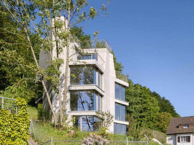 Michael Meier und Marius Hug Architekten: Haus in Albisrieden - best architects 14