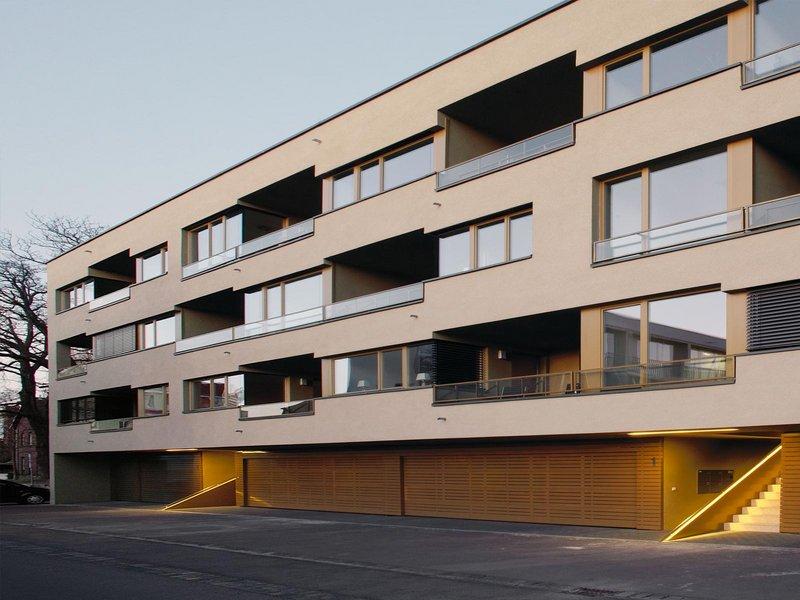 Osterwold°Schmidt EXP!ANDER Architekten: suite home alexander/Apartmenthaus in Weimar - best architects 14