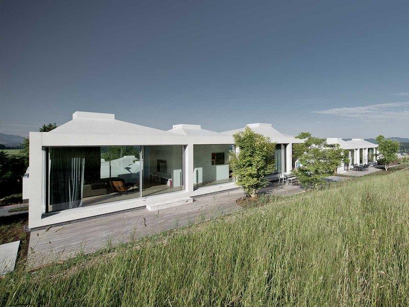 Think Architecture: Hofhäuser Zumikon - best architects 14 in Gold