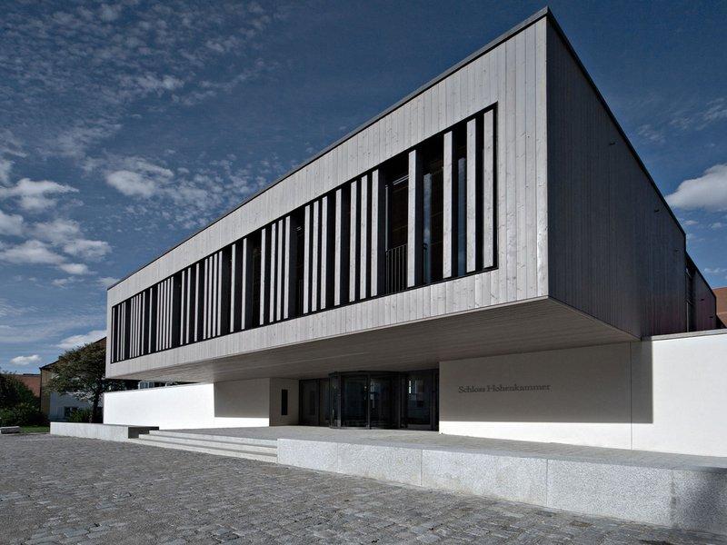 Brückner & Brückner Architekten : Neubau und Erweiterung Gästehaus Schloss Hohenkammer - best architects 14
