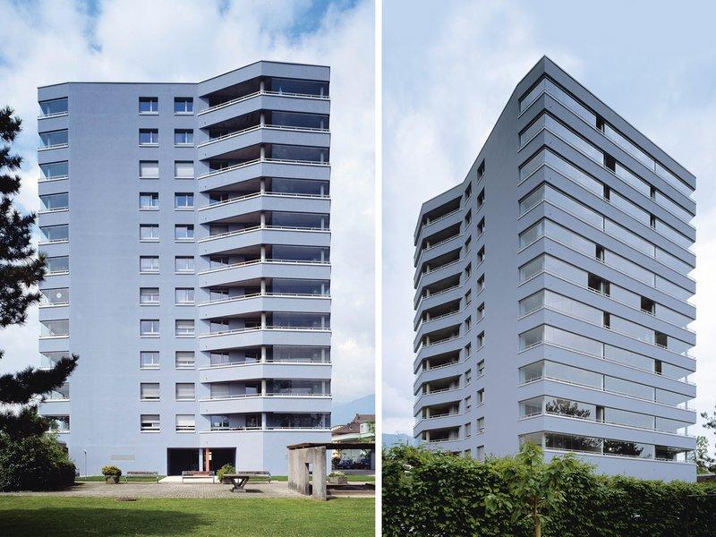 Egli Rohr Partner: Sanierung Zurmattenstrasse 34 / Solothurn - best architects 14
