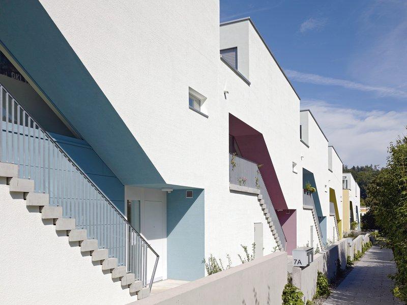 Egli Rohr Partner: Wohnüberbauung Zelgweg / Baden-Dättwil - best architects 14