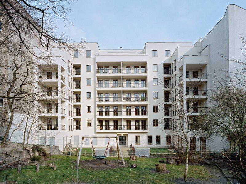 Modersohn & Freiesleben Architekten: Mietshaus Choriner Straße - best architects 14