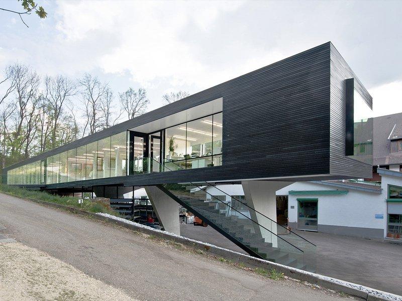 wps architekten: Showroom Fensterbau Jörg - best architects 15