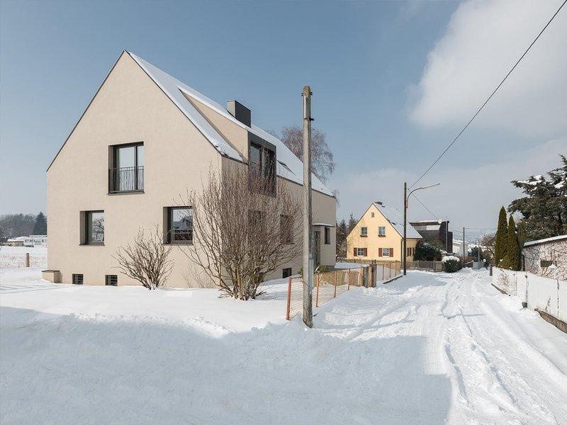bogenfeld architektur: Haus am Froschberg - best architects 15