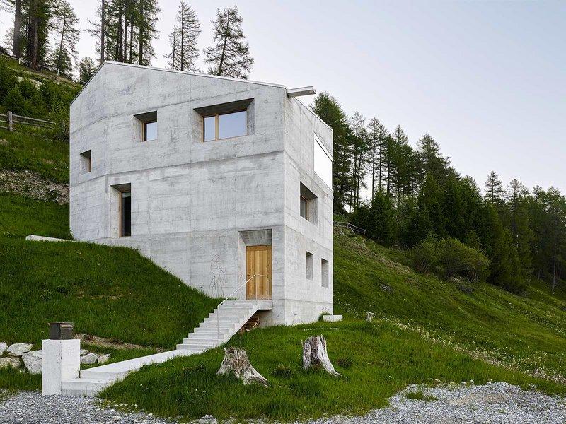 Carole Iselin Architektur: Wohnhaus in Lü - best architects 15
