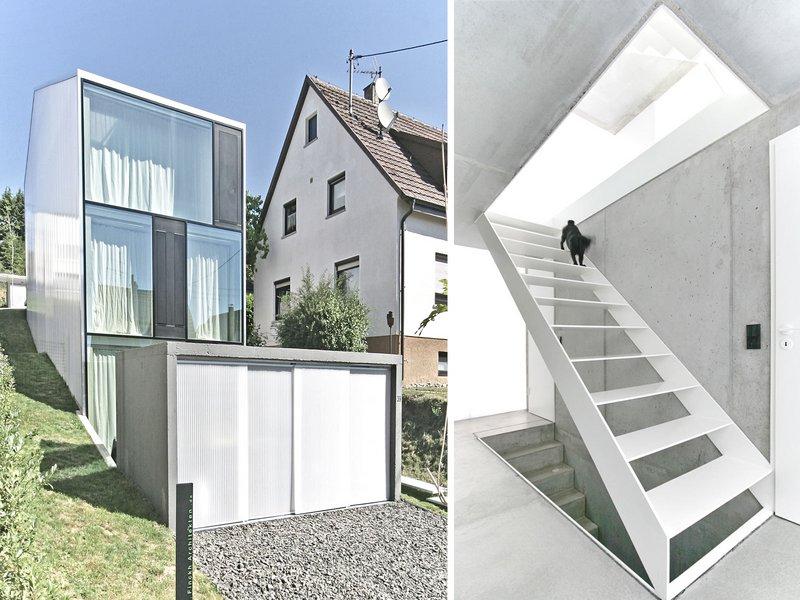 FINCKH ARCHITEKTEN: haus F - best architects 15 in Gold