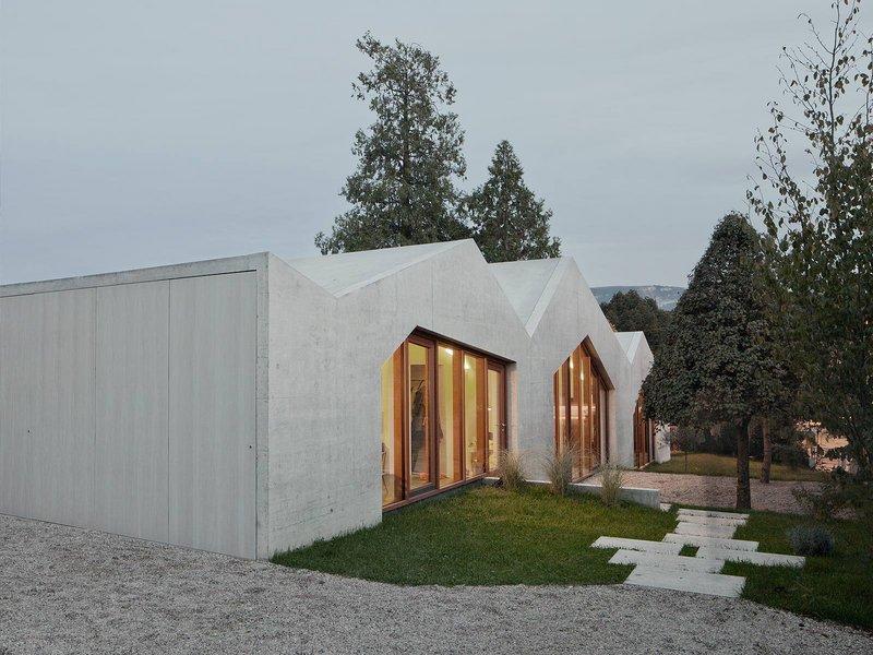 LOCALARCHITECTURE: Confignon Haus - best architects 15