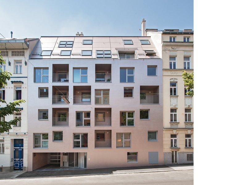 NERMA LINSBERGER: Wohnhaus Beckmanngasse - best architects 15
