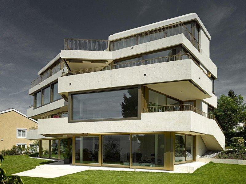 Baumberger & Stegmeier: Wohnhaus Segantinistrasse Zürich - best architects 15