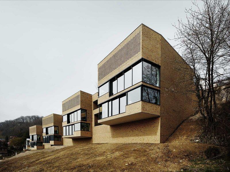 Burkard Meyer Architekten: Wohnüberbauung Goldwand - best architects 15