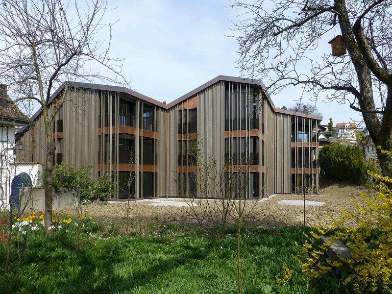 Neff Neumann Architekten: Haus Silberahorn - best architects 15