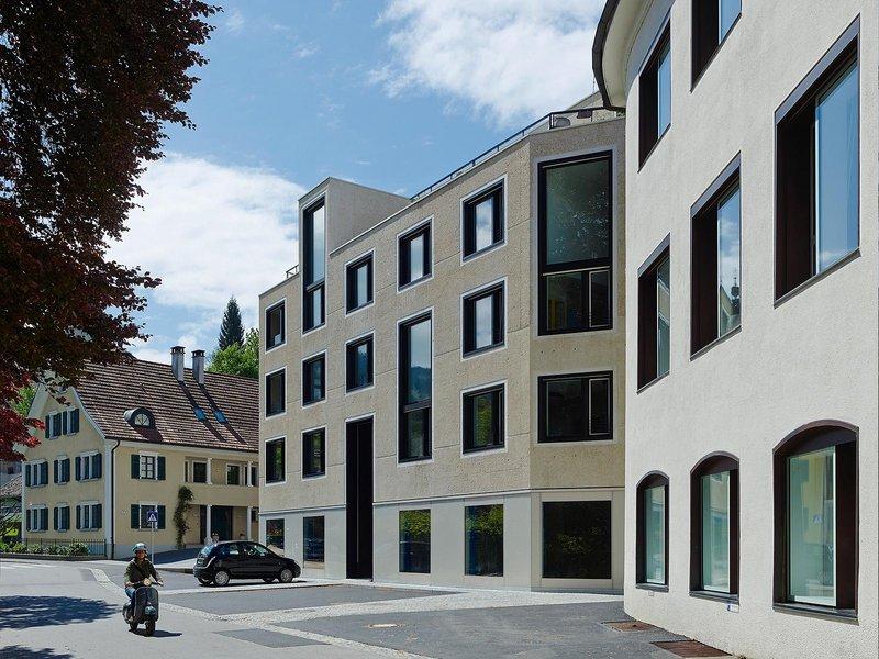Dorner\Matt Architekten: Wohn- und Geschäftsgebäude Thalbachgasse 4 - best architects 15