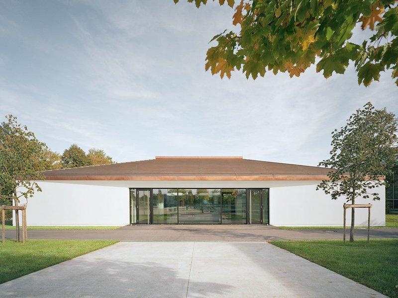 kaestle&ocker: Ganztagsbetreuung Realschule Zusmarshausen - best architects 15