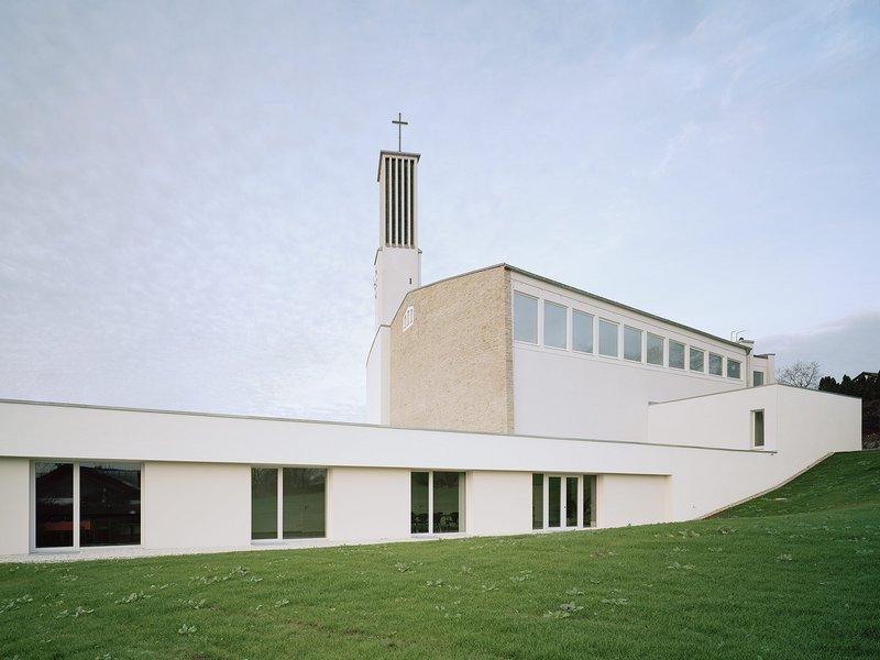 kaestle&ocker: Kath. Gemeindezentrum St. Bonifatius, Herbrechtingen - best architects 15