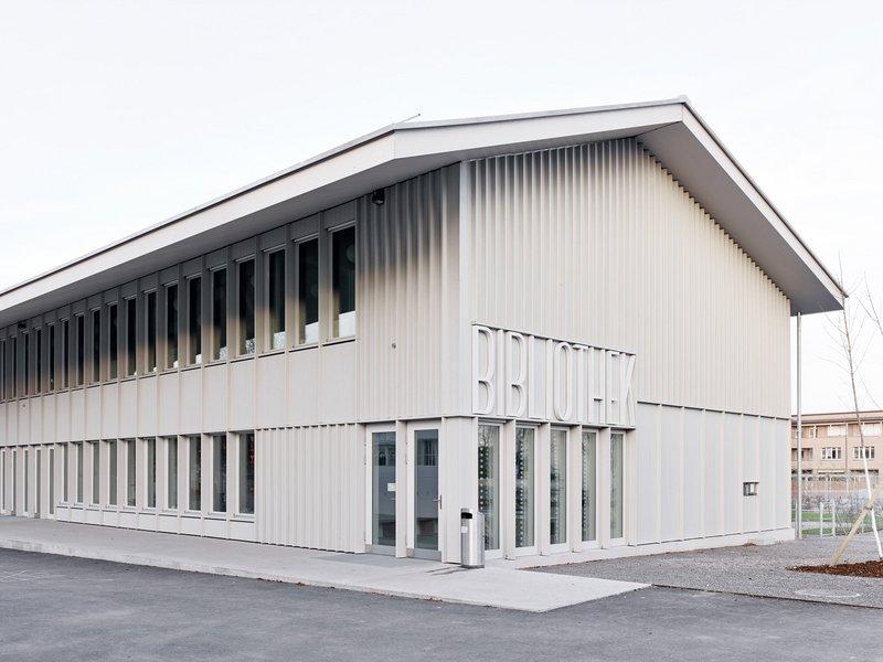 Baumberger & Stegmeier: Schulhaus Dorf - best architects 15