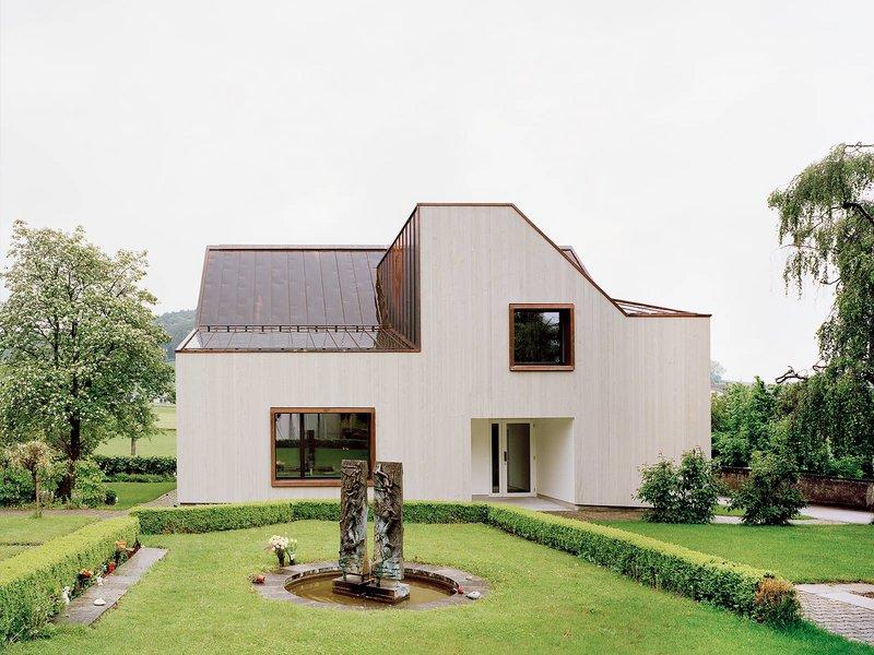 Menzi Bürgler Architekten: Neubau Kirchgemeindehaus Würenlos - best architects 15