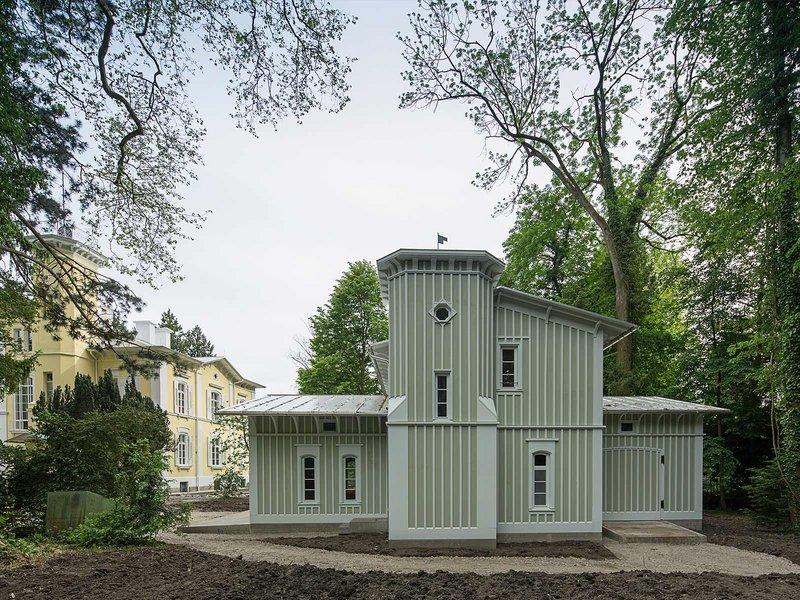 Bögl Gierer Architekten: Park-Garage - best architects 15 in Gold