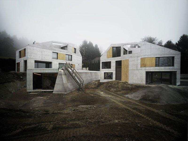 Andreas Fuhrimann / Gabrielle Hächler / Carlo Fumarola / Gilbert Isermann: Villa Ensemble Zurich - best architects 16