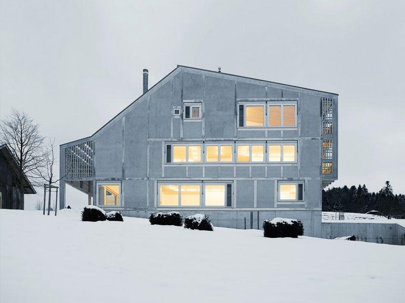 Andreas Fuhrimann / Gabrielle Hächler / Carlo Fumarola / Gilbert Isermann: Hof Bärgiswil - best architects 16