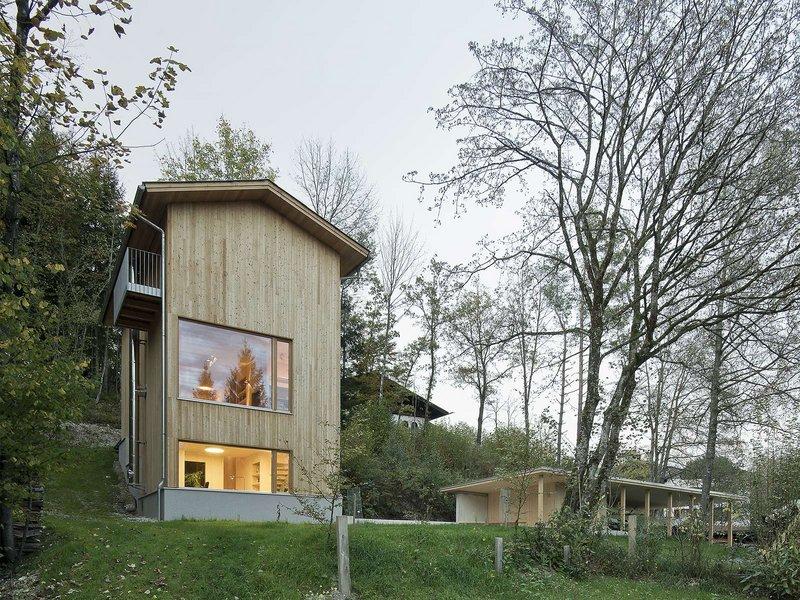 LP architektur: Maier Residence - best architects 16