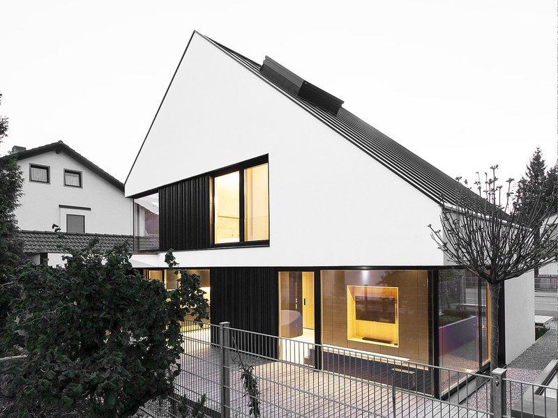 FORMAT ELF ARCHITEKTEN: Haus B. in Munich-Aubing - best architects 16