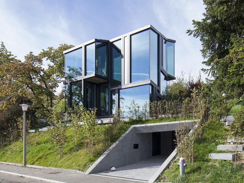 L3P Architekten: Trübel – Neubau Wohnhaus - best architects 16