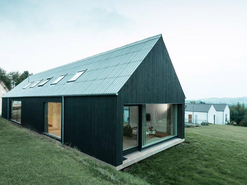 BAYER & STROBEL ARCHITEKTEN : House in Ottweiler - best architects 16