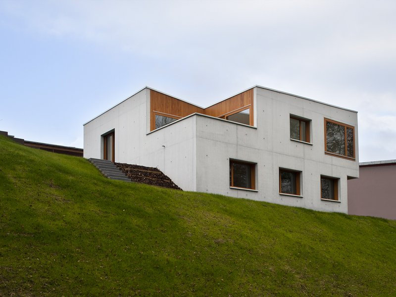 ACARCHITECTES Alexandre Clerc architectes: VRAM – Villa R. à Marly  - best architects 16