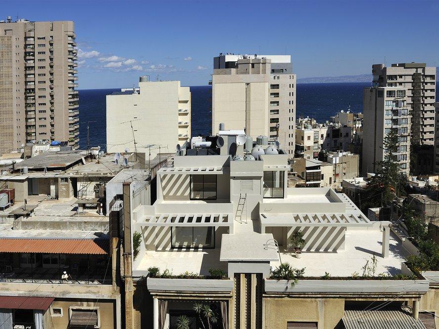 Van Dick Apartment / Beirut - met architects