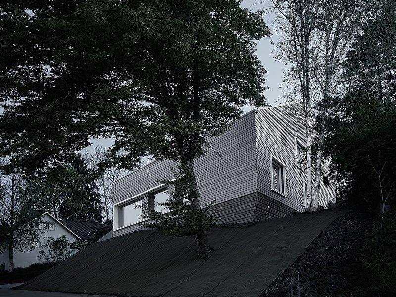 marchwell Valentino Marchisella Architekten: Silver House - best architects 16