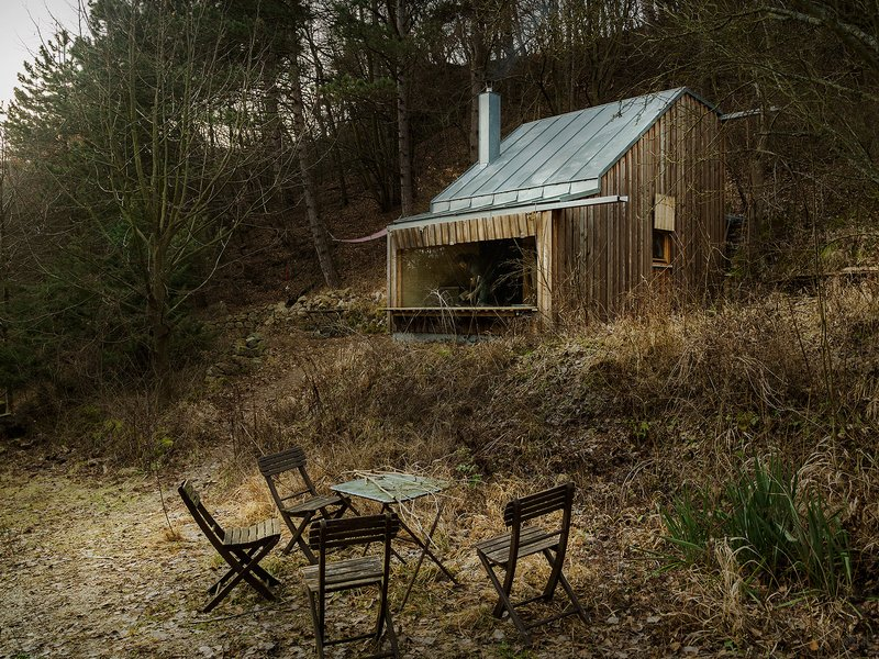 Raumhochrosen – Heike Schlauch und Robert Fabach: Tom's Hut - best architects 16 in Gold
