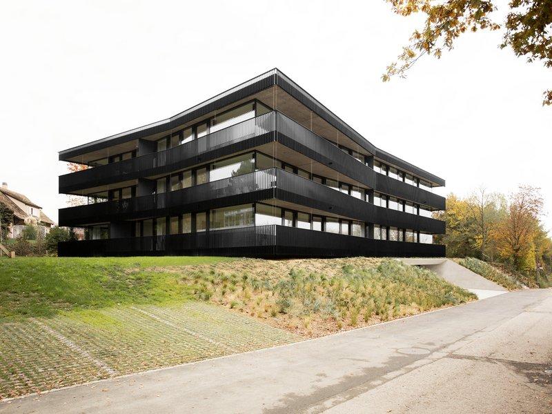 Fruehauf Henry & Viladoms: Saint-Sulpice Apartments - best architects 16