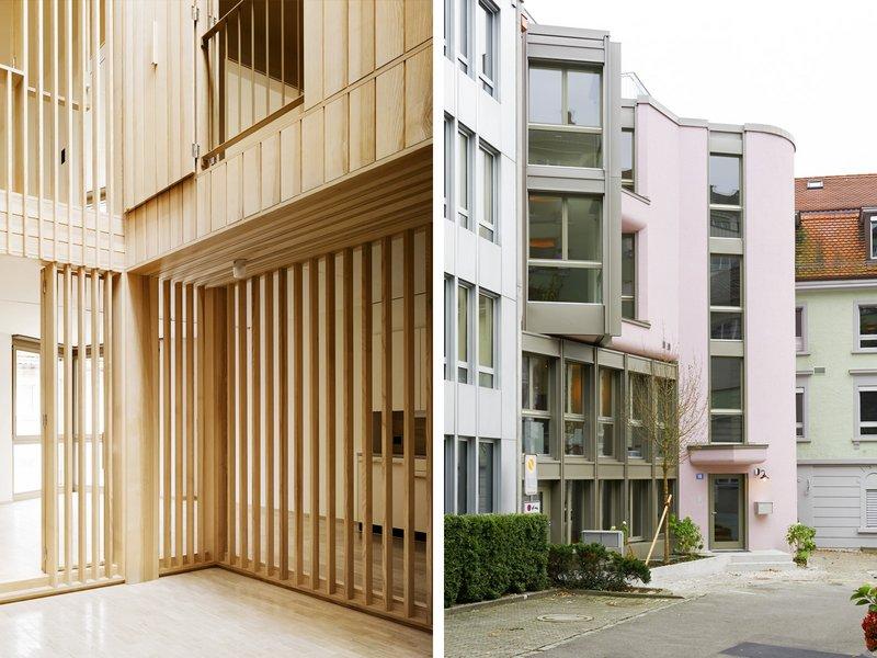 Käferstein & Meister Architekten: Remodelling of Apartment House at Eisengasse 18 - best architects 16