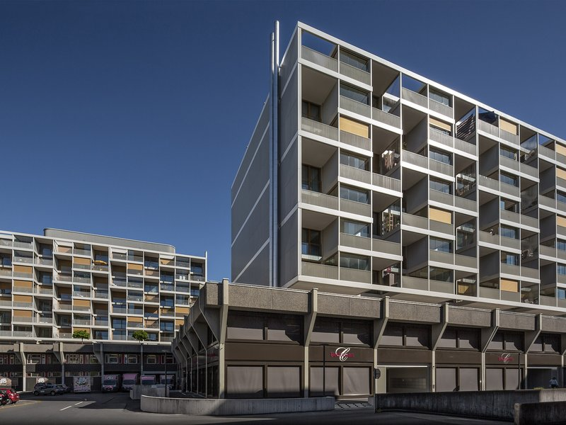 Schärli Architekten: Modernisation of Central Park Apartments - best architects 16