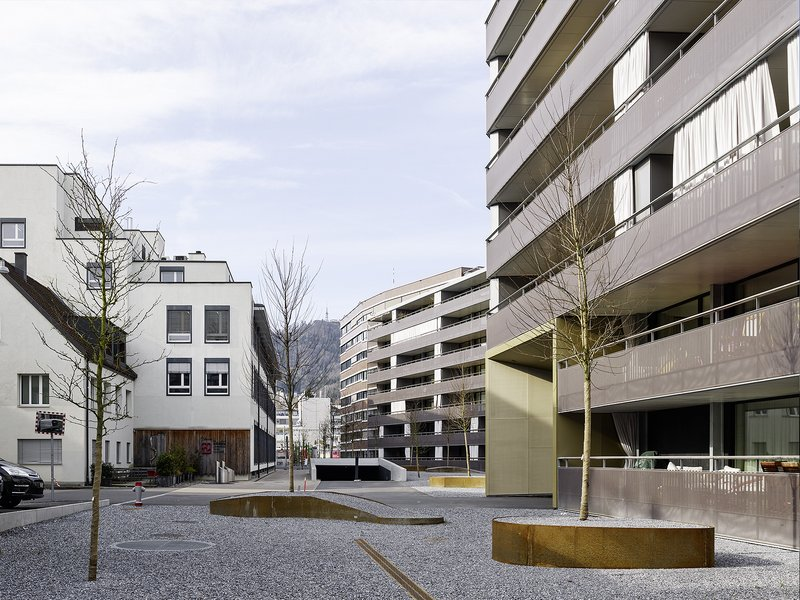 burkhalter sumi: Condominium at the Giesshübel Station - best architects 16