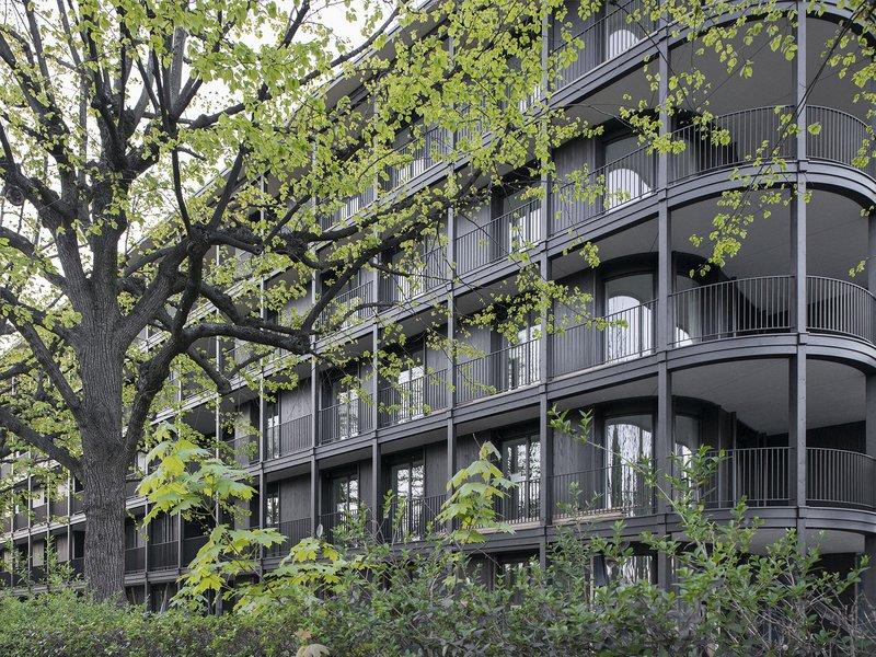 jessenvollenweider: Wohnen am Schaffhauserrheinweg - best architects 16