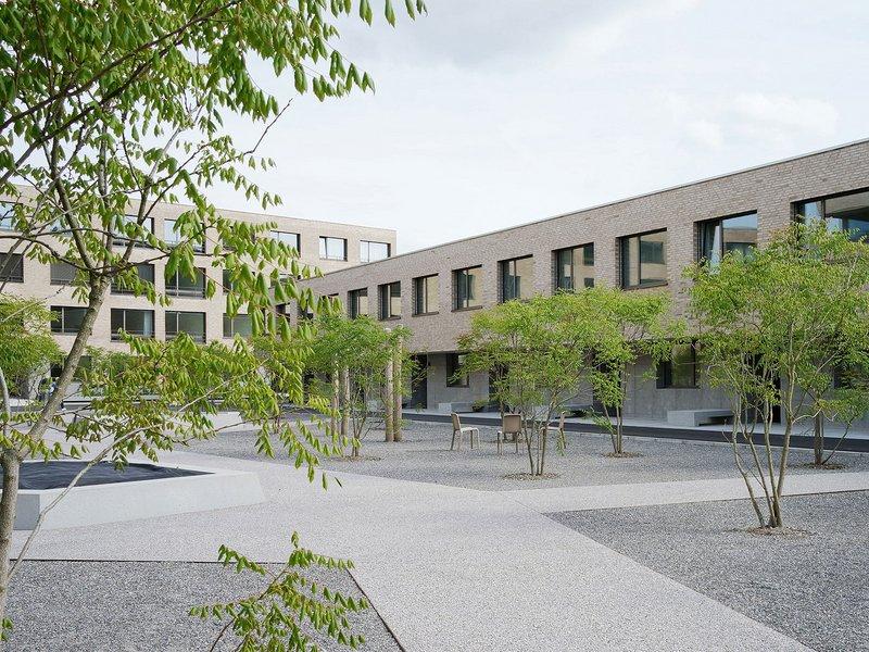 Schneider & Schneider Architekten : Aarenau residential development - best architects 16