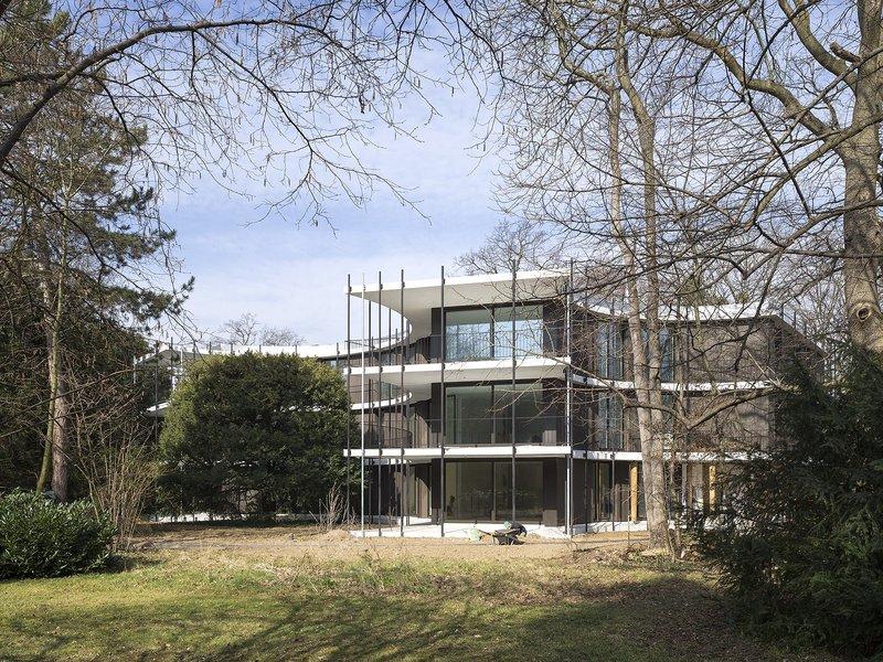 Luca Selva Architekten: Apartements in Gellertpark - best architects 16