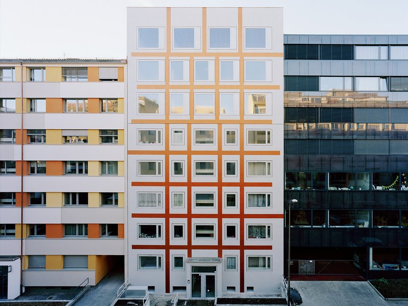 Raphaël Nussbaumer Architectes: Rooftop extension of Sécheron apartment - best architects 16