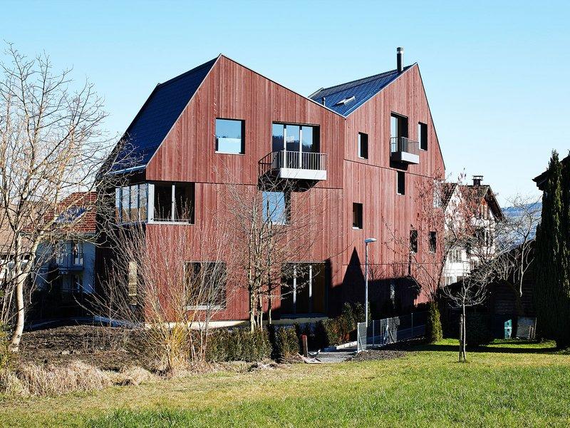 pool Architekten: Dreifamilienhaus in Oberrieden - best architects 16