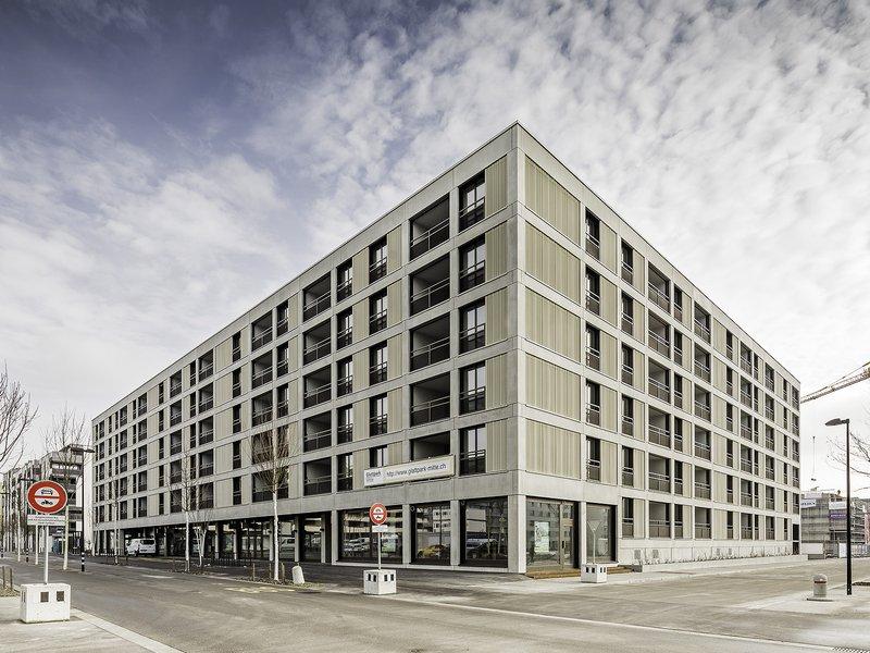 THINK ARCHITECTURE: Glattpark Mitte - best architects 16