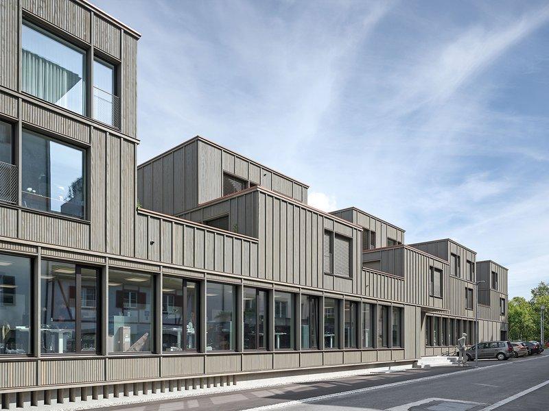 Schneider & Schneider Architekten : Aarhof residential and commercial building - best architects 16